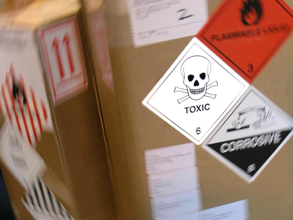 ADR osztályok - Veszélyes áru szállítása