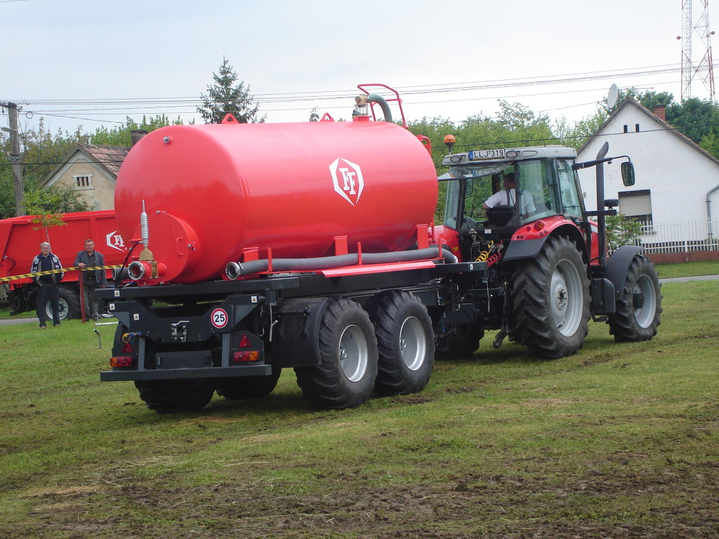 ADR tanfolyam - Mezőgazdasági vegyszerszállító