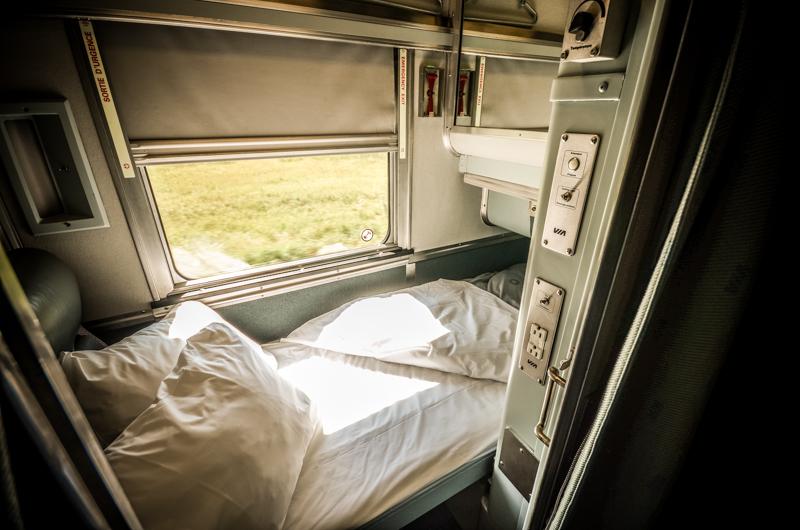 Hogyan szab lyozza az uni a g pkocsivezet k m s eszk z n Via rail canada cabin for 2