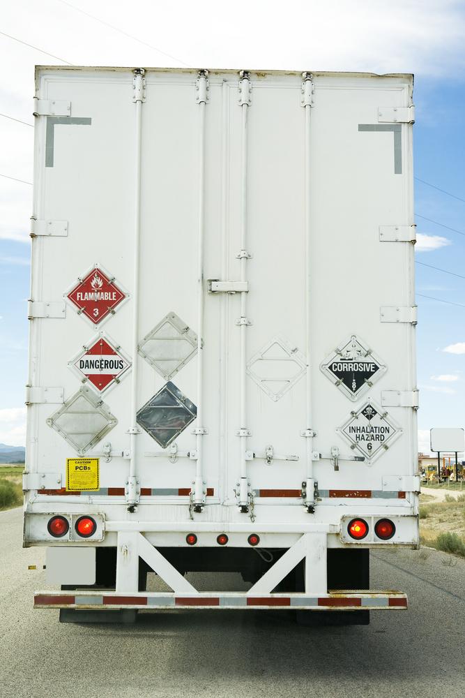 Veszélyes áru - ADR tanfolyam és vizsga