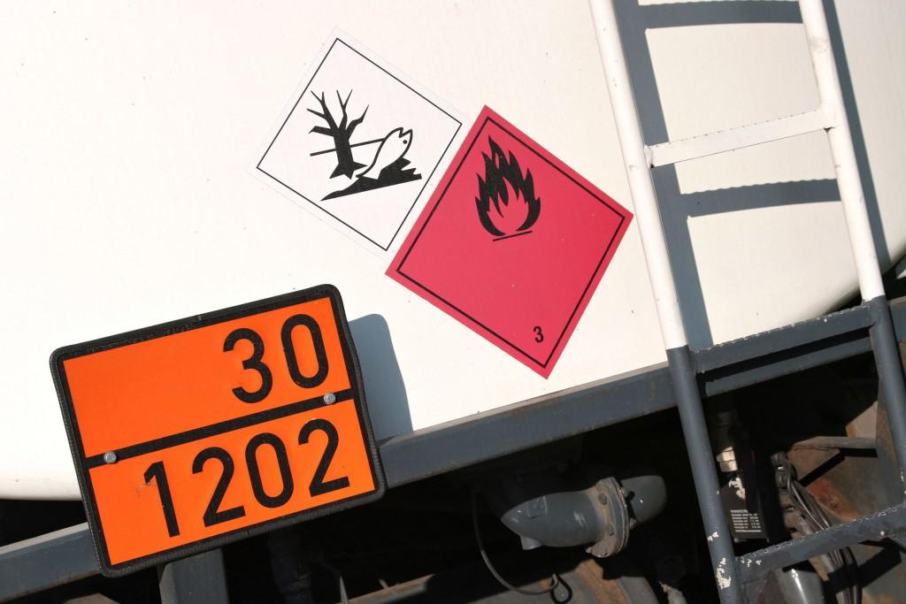 ADR – Veszélyes áruk szállítása
