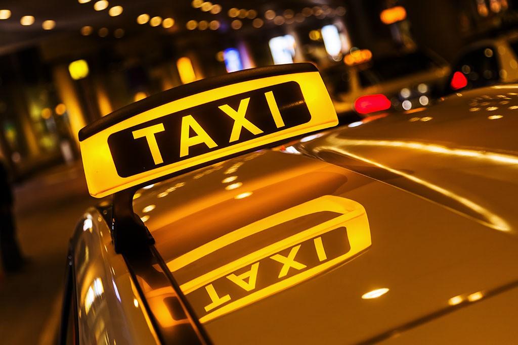 Taxi vezetői engedély