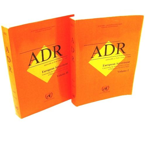 ADR jogszabályok