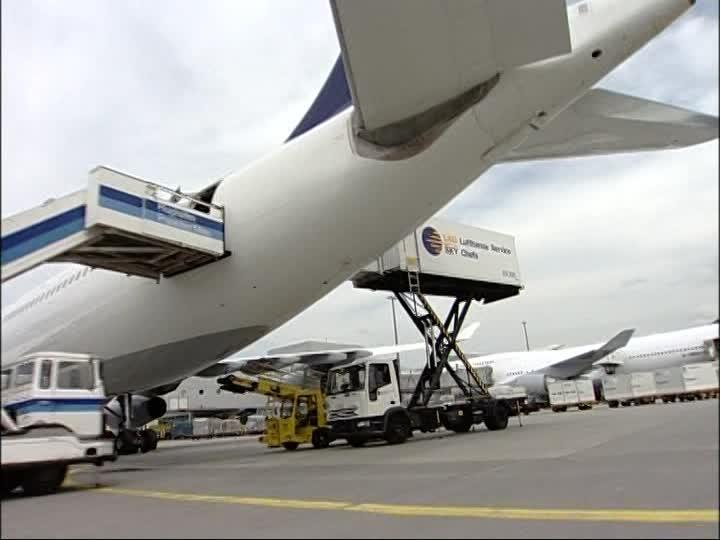 Gépkezelők a logisztikában