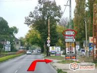 Iskolánk megközelíthetősége a Jászberényi út felől - Transzport Studium Kft.