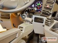 Szimulátor - Valódi Mercedes Actros vezetőfülkében ülve vezetheti a járművet