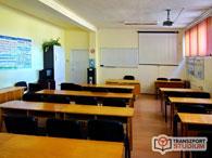 Előadó tanterem 1. - Transzport Studium Kft.